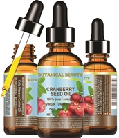 Botanical Beauty CRANBERRY OIL