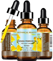 EVENING PRIMROSE OIL 100% Pure
