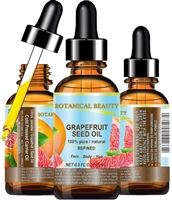 Botanical Beauty GRAPEFRUIT SEED OIL