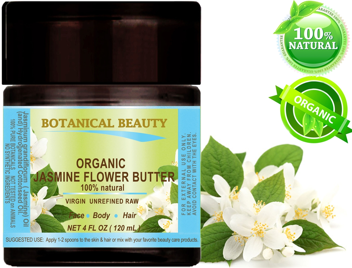 Botanical beauty organic jasmine flower butter alternative views izmirmasajfo