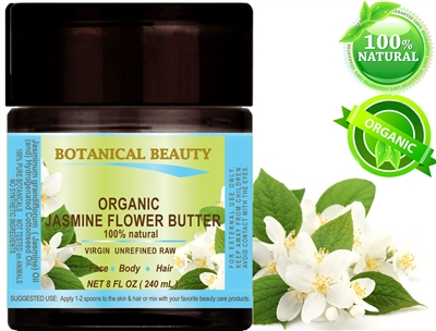 Botanical Beauty ORGANIC JASMINE FLOWER BUTTER