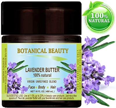 Botanical Beauty LAVENDER BUTTER