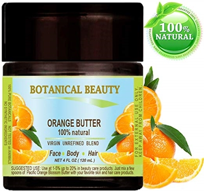 Botanical Beauty Pacific Orange Blossom Butter