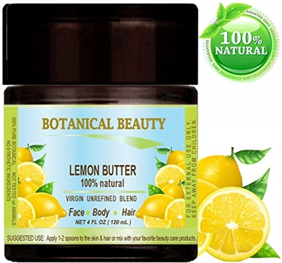 Botanical Beauty Egyptian Lemon Butter