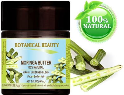 Botanical beauty MORINGA oil BUTTER