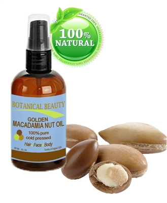 Macadamia Nut Oil Botanical Beauty