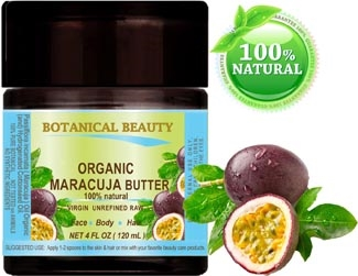 Botanical Beauty ORGANIC MARACUJA OIL BUTTER
