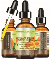 Botanical Beauty Australian ORGANIC PUMPKIN SEED OIL