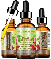 Botanical Beauty ORGANIC ROSEHIP OIL