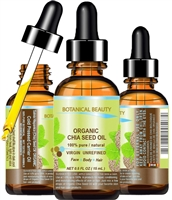 Botanical Beauty ORGANIC CHIA SEED OIL