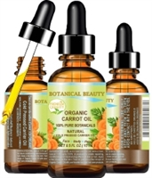 Botanical Beauty CARROT OIL ORGANIC