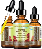 Botanical Beauty PRICKLY PEAR CACTUS SEED OIL