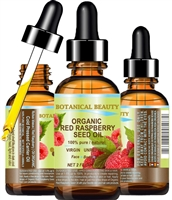Botanical Beauty ORGANIC RASPBERRY SEED OIL