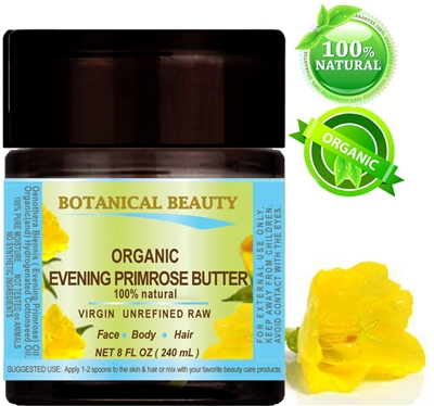 Botanical Beauty ORGANIC EVENING PRIMROSE OIL BUTTER