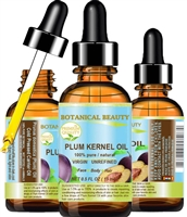 Botanical Beauty PLUM KERNEL OIL