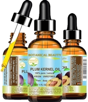 Plum Kernel Oil Botanical Beauty
