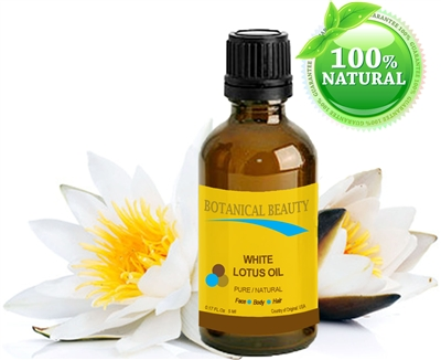 Botanical Beauty WHITE LOTUS OIL