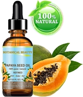 Botanical Beauty PAPAYA SEED OIL