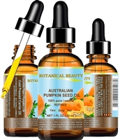 Australian Pumpkin Seed Oil Botanical Beauty