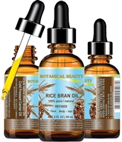 Botanical Beauty RICE BRAN OIL