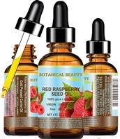 Botanical Beauty RASPBERRY SEED OIL