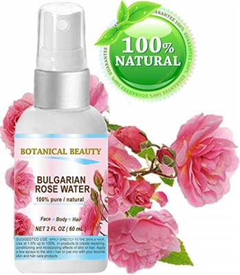 Botanical Beauty BULGARIAN ROSE WATER