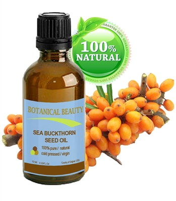 Botanical Beauty SEA BUCKTHORN SEED OIL