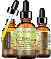 Botanical Beauty SACHA INCHI OIL ORGANIC