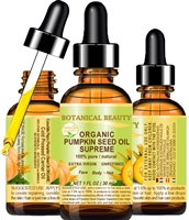 Botanical Beauty ORGANIC PUMPKIN SEED OIL supreme