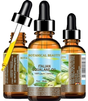 Botanical Beauty SQUALANE Italian