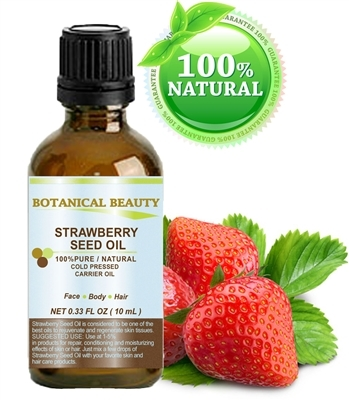 Botanical Beauty STRAWBERRY SEED OIL