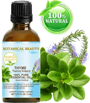 Botanical Beauty THYME Essential Oil