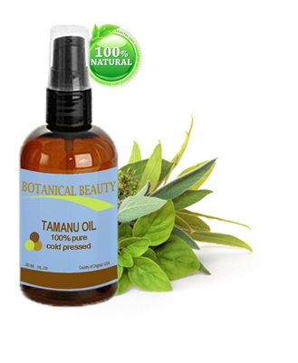 Botanical Beauty TAMANU OIL