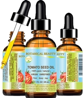 Botanical Beauty TOMATO SEED OIL