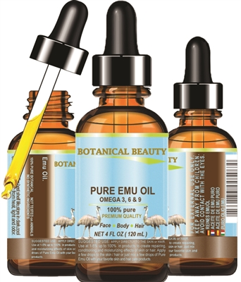 Pure Emu Oil Botanical Beauty