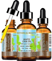 Botanical Beauty  WHITE CHIA OIL
