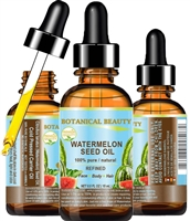 Botanical Beauty  WATERMELON SEED OIL