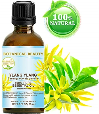 Botanical Beauty YLANG YLANG Essential Oil