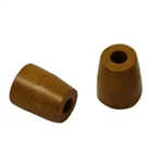 "1/16"" To 1.2mm Vespel Ferrule (10/pk)"