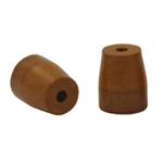 "1/8"" to 0.8mm Vespel Ferrule (10/pk)"