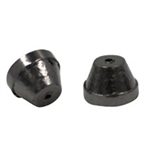 0.8mm ID Graphite Ferrule For Thermo Finnigan (M8 Nut) (10/pk)