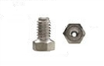 "Nut, Stainless Steel, 1/32"" Valco"
