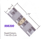 Microbore HPLC Guard Column, 1.0mm ID x 2 cm Unpacked