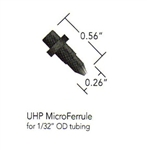 UHP MicroFerrule  1/32in