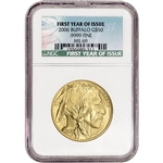2006 American Gold Buffalo 1 oz $50 - NGC MS69 First Year of Issue Label