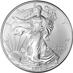 2009 American Silver Eagle - Brilliant Uncirculated