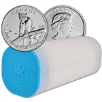2012 Canada Silver Cougar (1 oz) $5 BU - 1 Roll - 25 Coins in 1 Tube