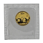 2013 China Gold Panda (1/10 oz) 50 Yuan - BU