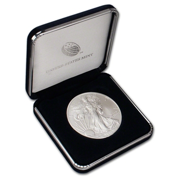 2014 American Silver Eagle in U.S. Mint Gift Box