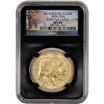 2014 American Gold Buffalo (1 oz) $50 - NGC MS69 - First Releases -Buffalo Label